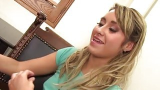 Innocent Marina Angel confess then fuck hard by a priest